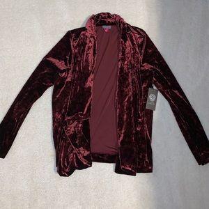 Vince Camuto Velvet Sweater